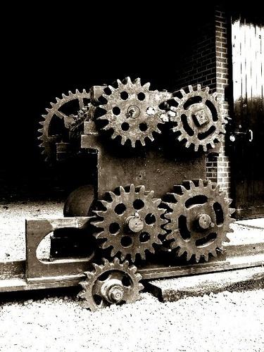 Heavy Gear by Stereophonik