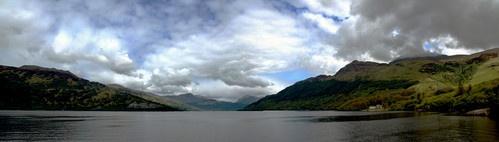 Rowardennan Panorama by ReidFJR