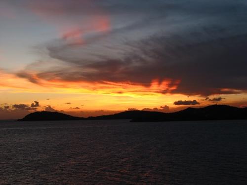 Cuban Sunset by Warped_Mind
