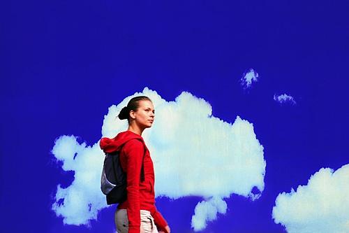 blue sky thinking by richshep