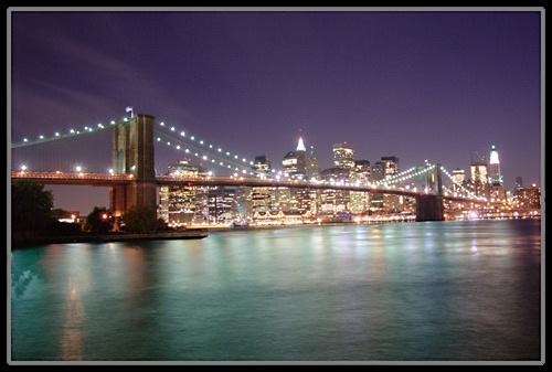 Brooklyn bridge by RSaraiva