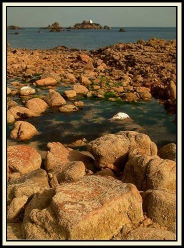 Corbiere Coastline by joan duckett