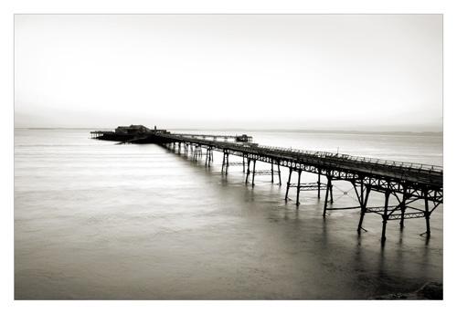 Old Pier by smarjoram