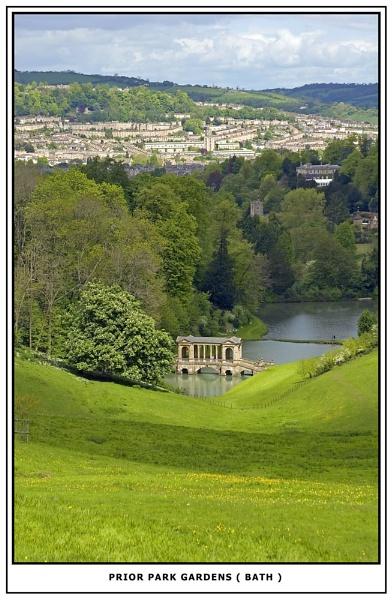 Prior Park Gardens by Stevo