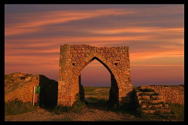 gronez castle by scottingham