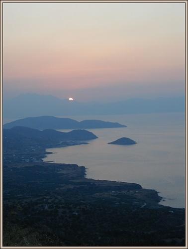 Cretan Sunset by rrruss