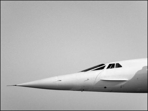 Concorde by Sabreur