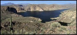 Canyon Lake, Arizona by gipperdog
