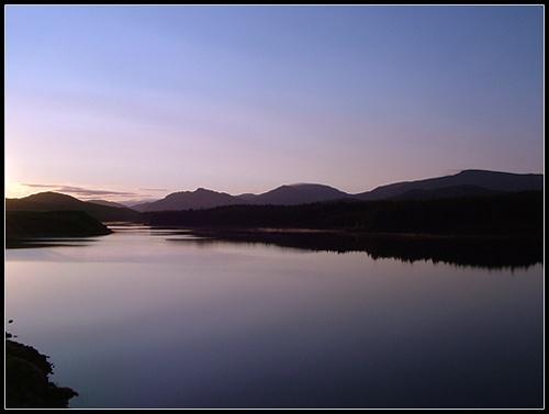 Loch Laggan Looking North by ross_hamill