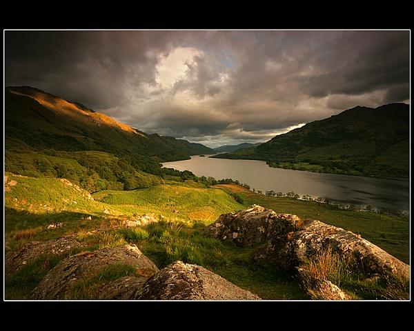 Loch Lomond by simon butterworth