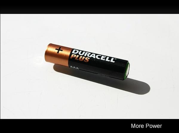 More Power by buchananbchb