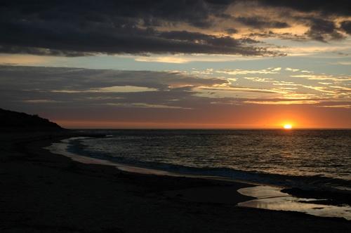 Smiths Beach Sunset Australia by patrickfarrell