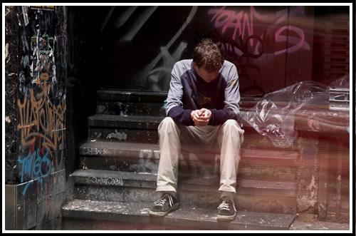 Depression by patrickfarrell
