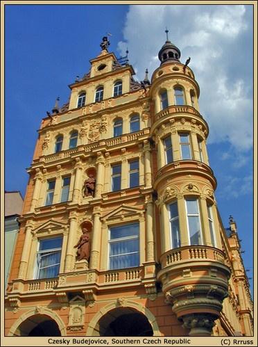 Czech Architecture by rrruss