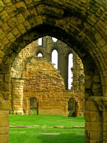 Tynemouth Priory by MoWiz