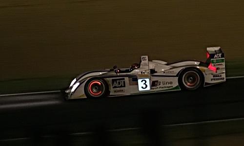 Champion Audi - Le Mans 2005 by simon9924