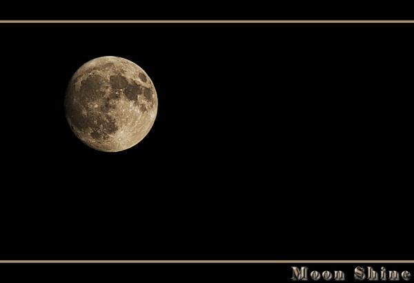 Moon Shine by AdrianTurner