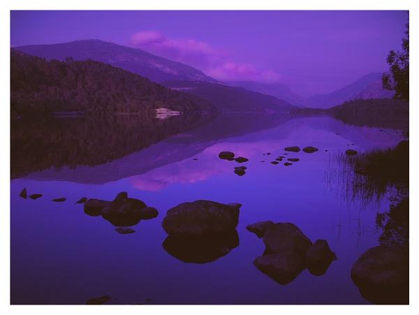 Ultraviolet by GingerBadger