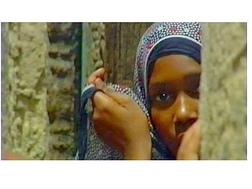 Young Zanzibar Woman by ArtemusDom
