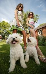 Walkin the dog..!