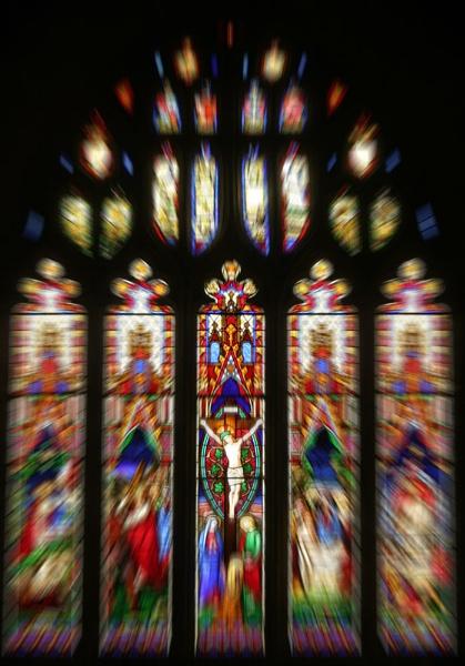 church window by petegaylard