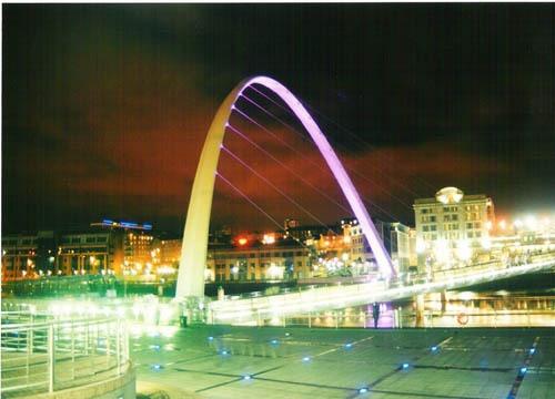 Millenium Bridge by hughes-images