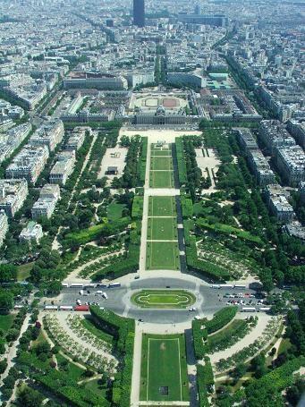 Eiffel view #1 by iainpb