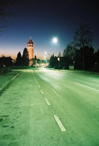 Brezice-night scene by GregorP
