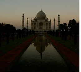 Taj Sunset