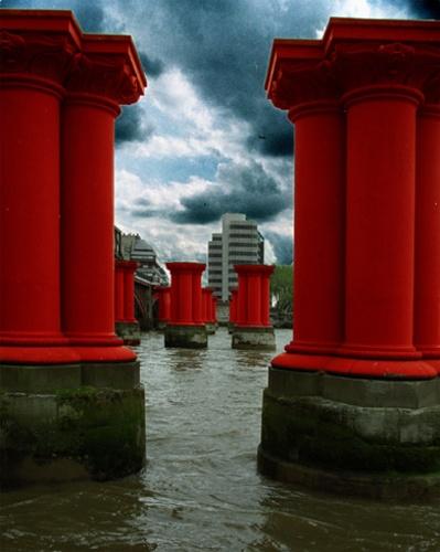 beside blackfriars bridge by bryan27