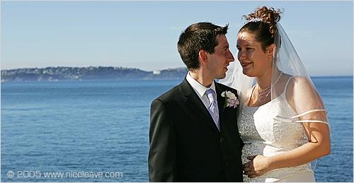 Riviera wedding by nicanddi