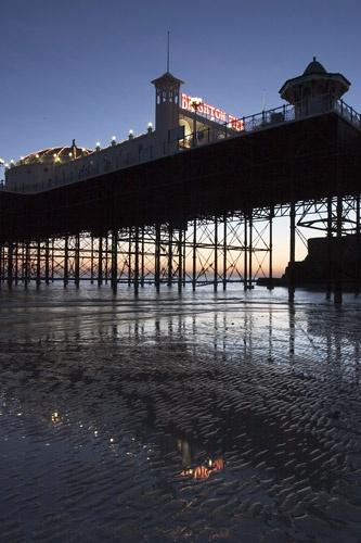 Brighton Pier by ojohnson
