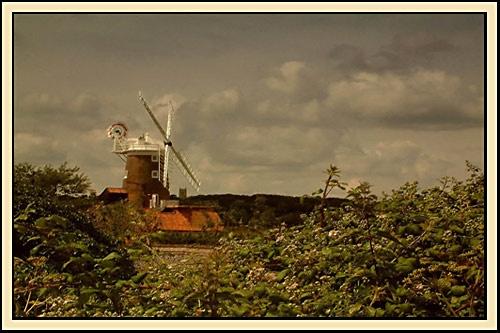 Cley Mill by joan duckett