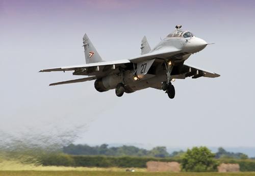 MiG 29 by swfh