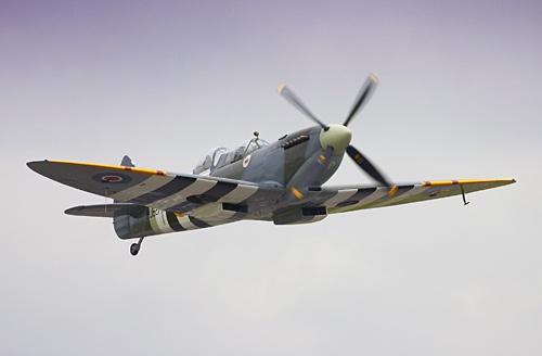 Spitfire by swfh
