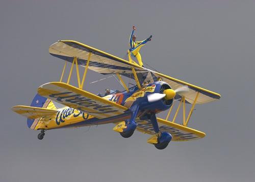 Wing Walker by swfh