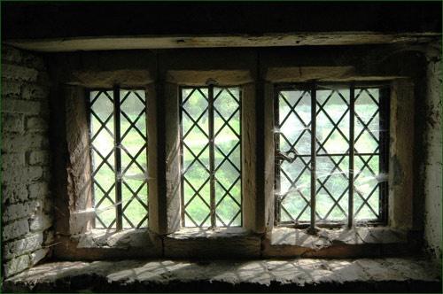 Mill window, Dunham by alwyn