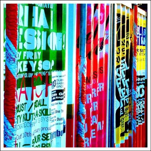Club posters by alwyn