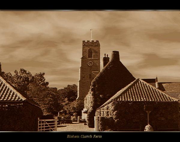 Church Farm Binham by Jimbob