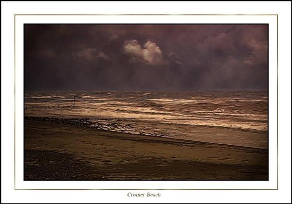 Cromer Beach by Jimbob