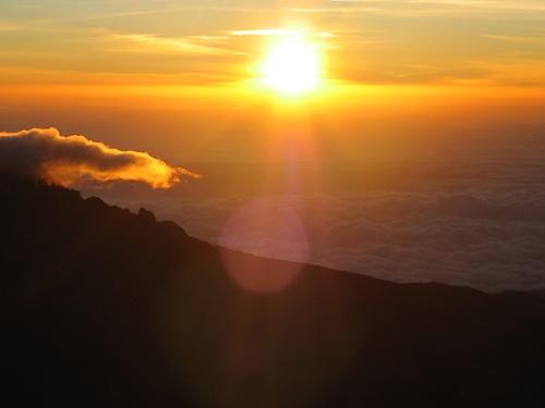 Sunrise Kilimanjaro 2 by Redbarron