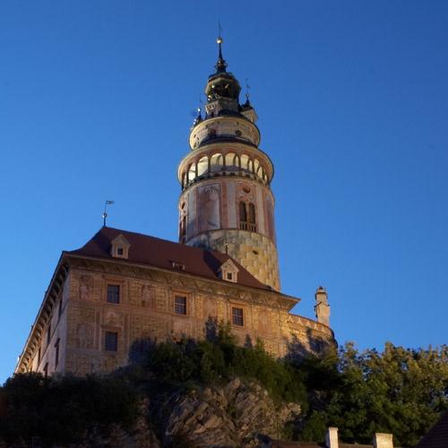 Czech Castle by ArthurD