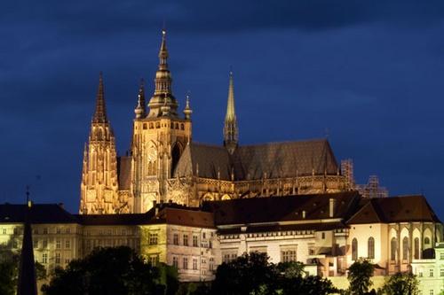 Prague Castle by ArthurD