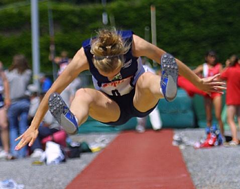 High Long Jumper by bill7