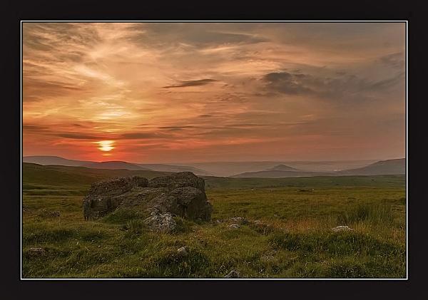 Llangynidr Sunset by proberts