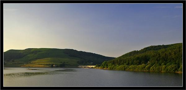 Early evening Landscape by markharrop
