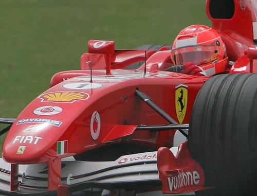Schumacher by gemm
