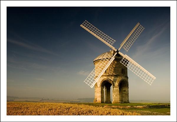 Chesterton Windmill by ian walker