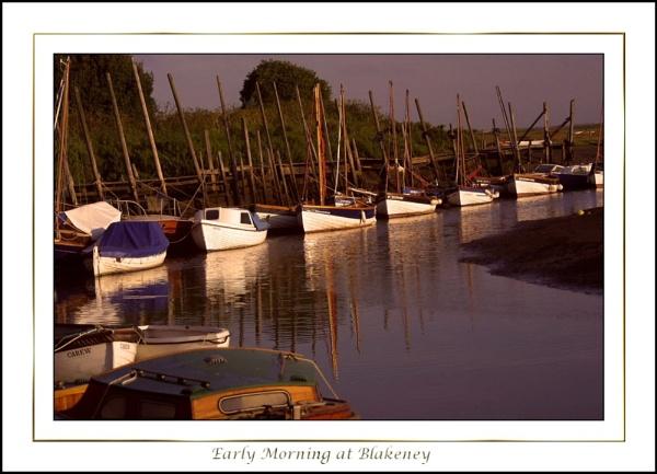 Early Morning at Blakeney by Jimbob