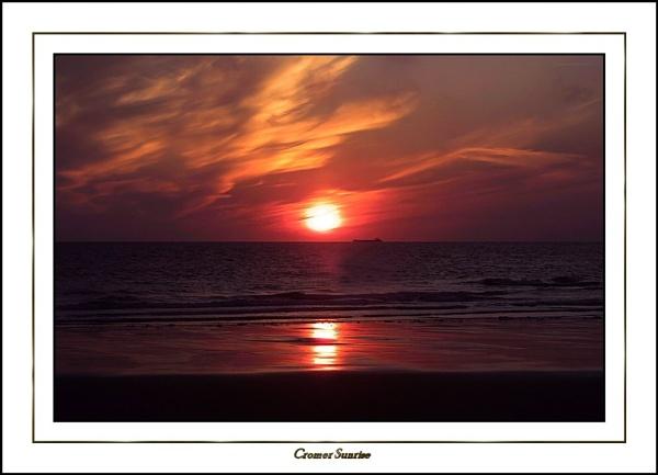 Cromer Sunrise by Jimbob